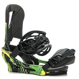 Burton Cartel Snowboard Bindings 2018, Tommy Bananas, 256
