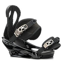 Burton Citizen Womens Snowboard Bindings 2018, Black, 256