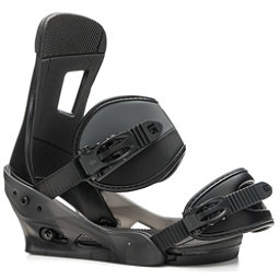 Burton Freestyle Snowboard Bindings 2018, Black Matte, 256
