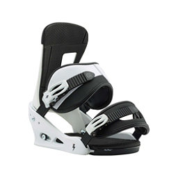 Burton Freestyle Snowboard Bindings 2018, White-Black, 256