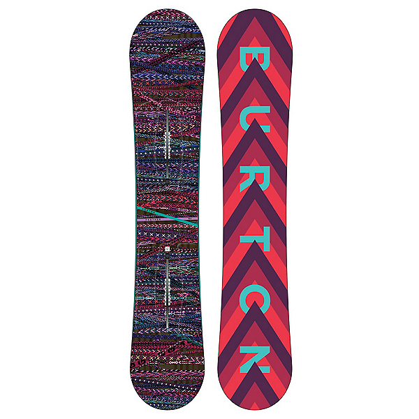 Burton Feather Womens Snowboard 2018, , 600
