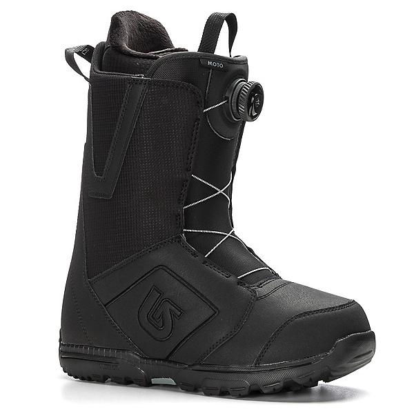 Burton Moto Boa Snowboard Boots 2018, Black, 600