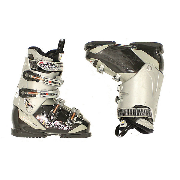 Used Nordica Cruise NFS 65 Womens Ski Boot SALE, Bkgy, 600