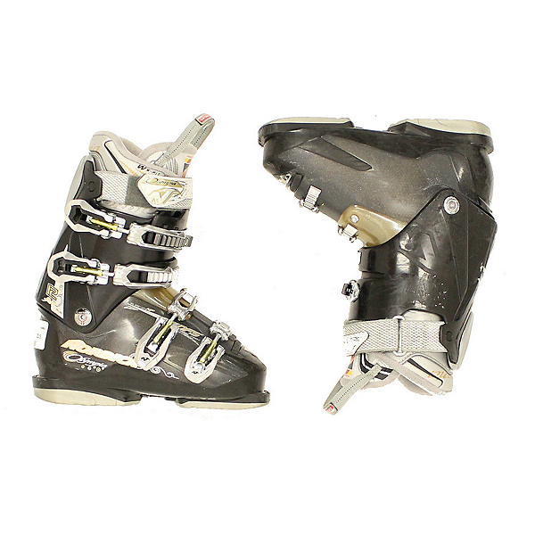 Used Nordica Olympia Sport 12 Womens Ski Boots Black, , 600