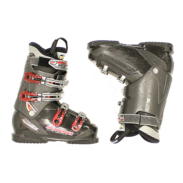 Used Nordica Cruise NFS 70 Mens Ski Boots Black Size Choices, , 600