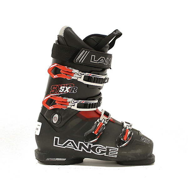 Used 2015 Mens Lange SX R Ski Boots Size Choice Big Buckles, , 600