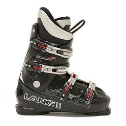 Used 2014 Mens Lange Concept R Ski Boots Black US SZ 12.5, , 256