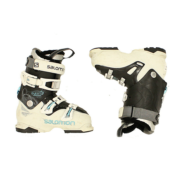Used 2014 Womens Salomon Quest Access 770 Ski Boots Ride & Hike, , 600