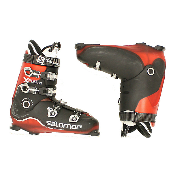 Used 2016 Salomon Mens Xpro R80 Ski Boots 33.5 US Size 15.5, , 600