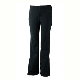 Obermeyer Hillary Stretch Short Womens Ski Pants, Black, 256