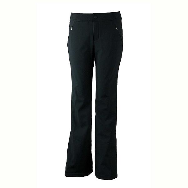 Obermeyer Hillary Stretch Short Womens Ski Pants, Black, 600