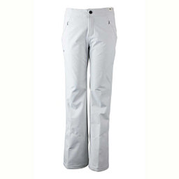 Obermeyer Hillary Stretch Short Womens Ski Pants, White, 256