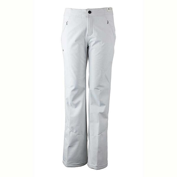 Obermeyer Hillary Stretch Short Womens Ski Pants, White, 600