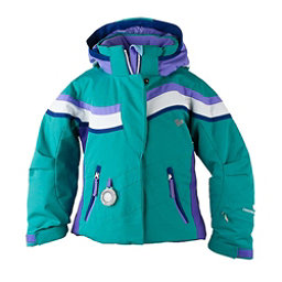 Obermeyer North-Star Toddler Girls Ski Jacket, Evergreen, 256