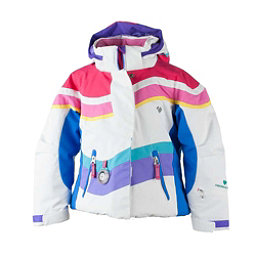 Obermeyer North-Star Toddler Girls Ski Jacket, White, 256