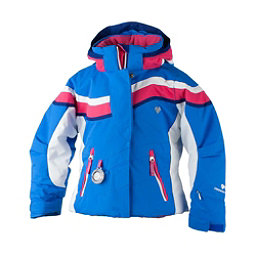 Obermeyer North-Star Toddler Girls Ski Jacket, Stellar Blue, 256