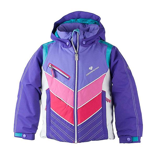 Obermeyer Sierra Toddler Girls Ski Jacket, Grapesicle, 600