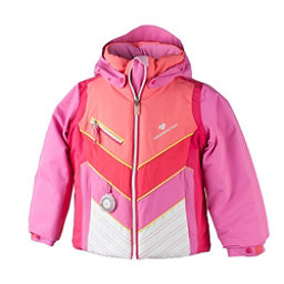 Obermeyer Sierra Toddler Girls Ski Jacket, Peony Pink, 256