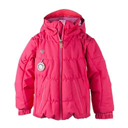Obermeyer Marielle Toddler Girls Ski Jacket, Smitten Pink, 256