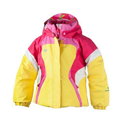 Obermeyer Alta Toddler Girls Ski Jacket, Buttercup, 256