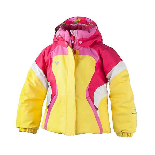 Obermeyer Alta Toddler Girls Ski Jacket, Buttercup, 600