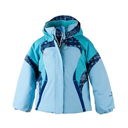 Obermeyer Alta Toddler Girls Ski Jacket, Bleu Sky, 256