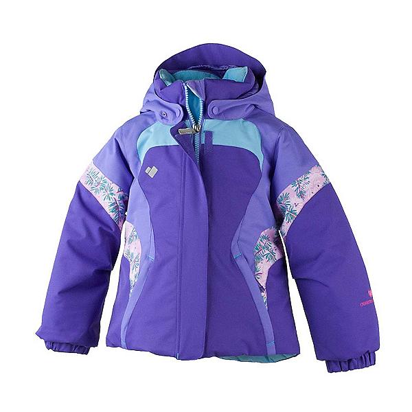 Obermeyer Alta Toddler Girls Ski Jacket, Grapesicle, 600
