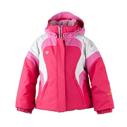 Obermeyer Alta Toddler Girls Ski Jacket, Smitten Pink, 256