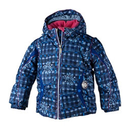 Obermeyer Crystal Toddler Girls Ski Jacket, Everyday Blues, 256