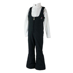 Obermeyer Snell Stretch Toddler Girls Ski Pants, Black, 256