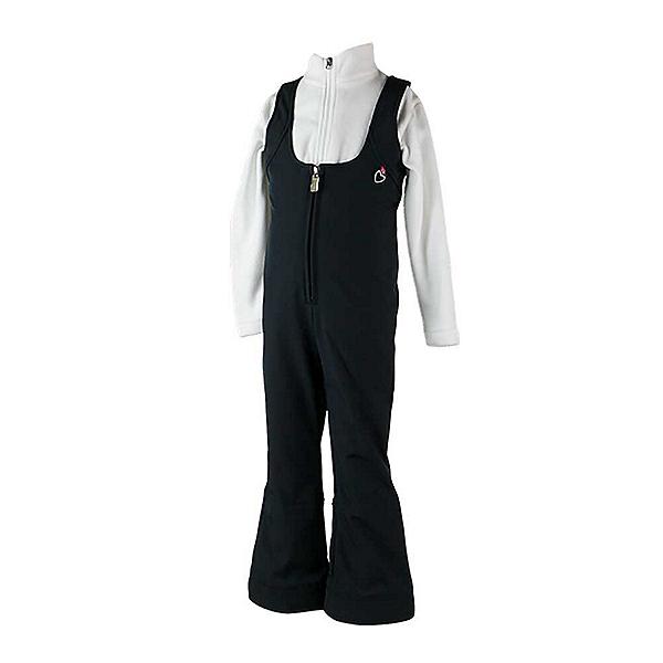 Obermeyer Snell Stretch Toddler Girls Ski Pants, Black, 600