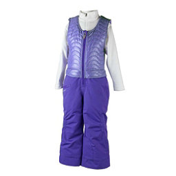 Obermeyer Ober-All Bib Toddler Girls Ski Pants, Grapesicle, 256