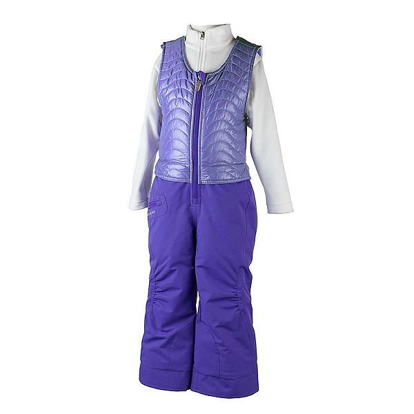 Obermeyer Ober-All Bib Toddler Girls Ski Pants, Grapesicle, 600