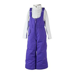 Obermeyer Snoverall Toddler Girls Ski Pants, Grapesicle, 256