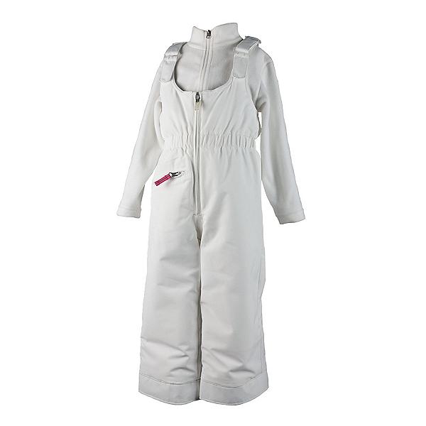 Obermeyer Snoverall Toddler Girls Ski Pants, White, 600