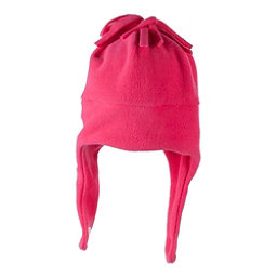 Obermeyer Orbit Fleece Toddler Girls Hat, Smitten Pink, 256