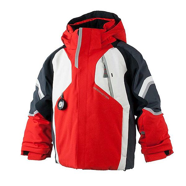 Obermeyer Patrol Toddler Ski Jacket, Red, 600