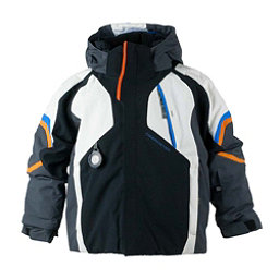 Obermeyer Patrol Toddler Ski Jacket, Black, 256