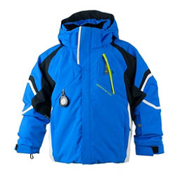 Obermeyer Patrol Toddler Ski Jacket, Stellar Blue, 256