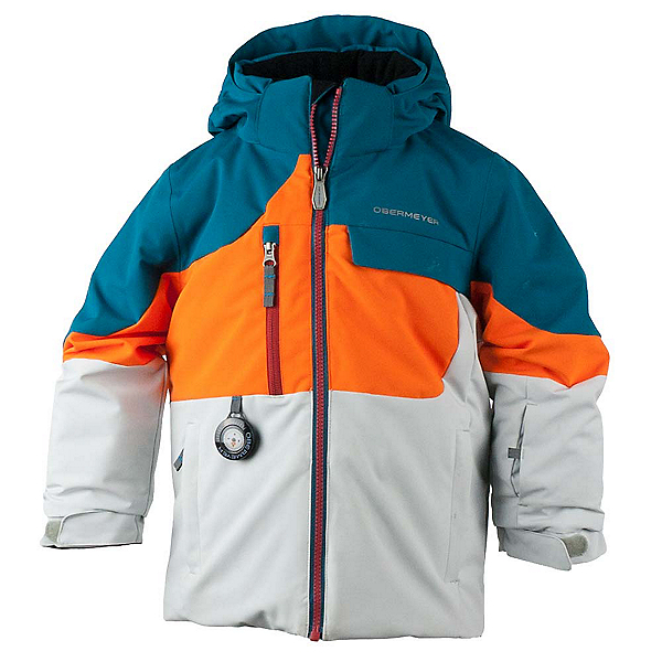 Obermeyer Torque Toddler Boys Ski Jacket, Drop Zone, 600