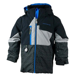 Obermeyer Torque Toddler Boys Ski Jacket, Black, 256