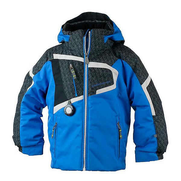 Obermeyer Super G Toddler Boys Ski Jacket, Stellar Blue, 600