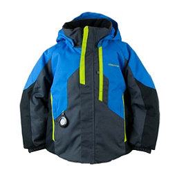 Obermeyer Meteor Toddler Ski Jacket, Stellar Blue, 256