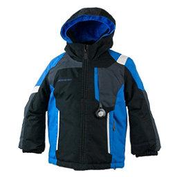 Obermeyer Scout Toddler Boys Ski Jacket, Black, 256