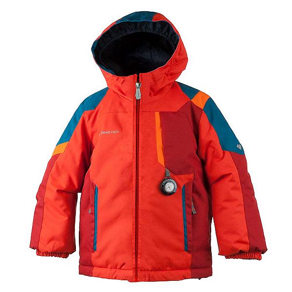 Obermeyer Scout Toddler Boys Ski Jacket, Red, 600