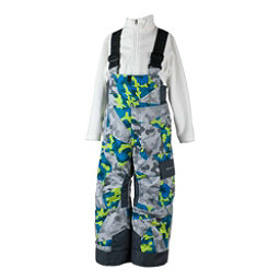 Obermeyer Volt Novelty Toddler Boys Ski Pants, Fractal Camo, 256