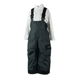 Obermeyer Volt Novelty Toddler Boys Ski Pants, Barb Wire Print, 256
