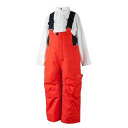 Obermeyer Volt Toddler Boys Ski Pants, Red, 256