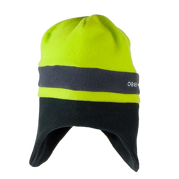 Obermeyer Neutrino Fleece Toddlers Hat, Green Flash, 600