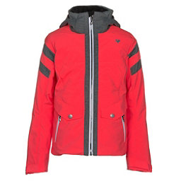 Obermeyer Dyna Girls Ski Jacket, Popstar Pink, 256